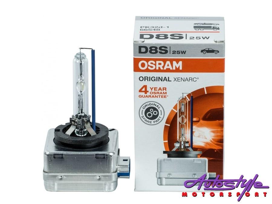 osram d8s xenarc replacement hid bulb each autostyle. Black Bedroom Furniture Sets. Home Design Ideas
