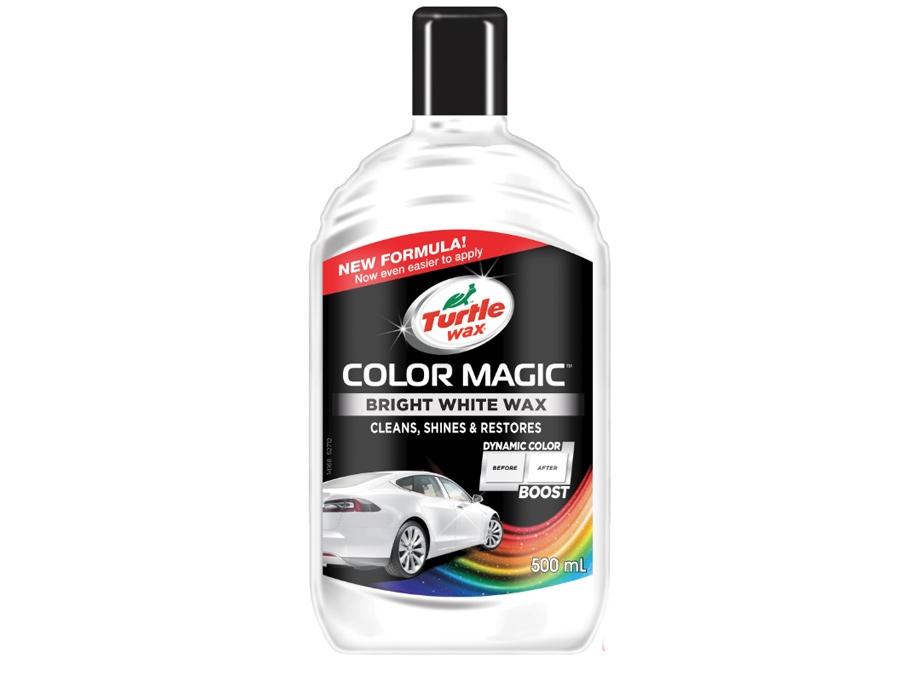 TurtleWax Color Magic Bright White (500ml)