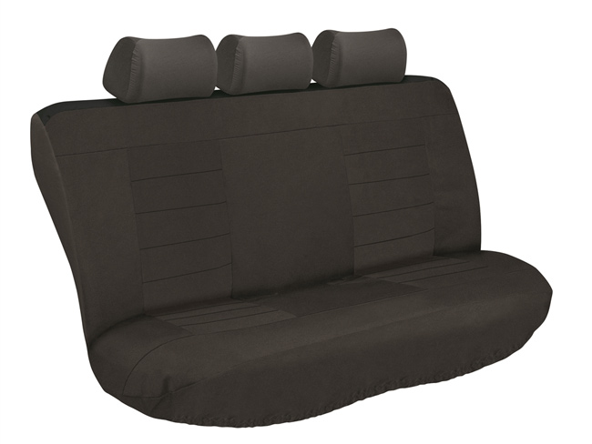 Stingray Ultimate Black Seat Covers (rear seats)