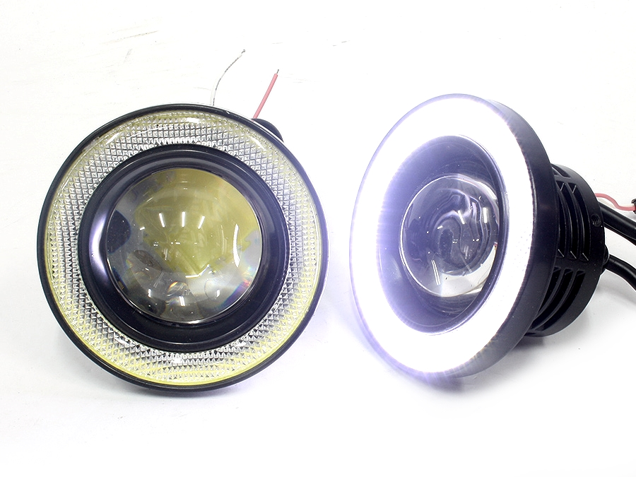 CREE LED Spotlamp with Angel Eye Ring (64mm)