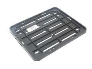 Universal Square Number Plate Holder-0