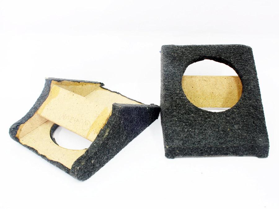 6″ Speaker Enclosure Box for Toyota Quantum