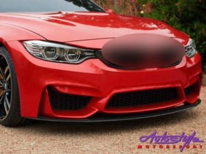 Suitable for Bmw F80 M4 Front Spoiler-0
