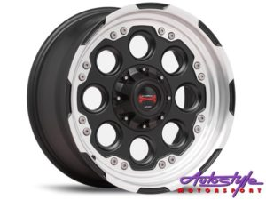 "17"" Lenso Max-6 6/139 Alloy Wheels-0"