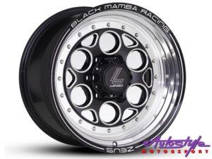 "18"" Lenso Zeus-10 6/139 Alloy Wheels-0"