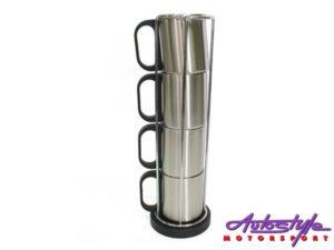 Thermo Mug Stainless Steel Set 230ml-0