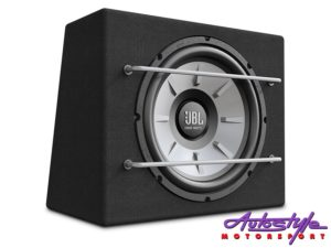 "JBL STAGE1200B 12"" 1000w Subwoofer with Enclosure-0"
