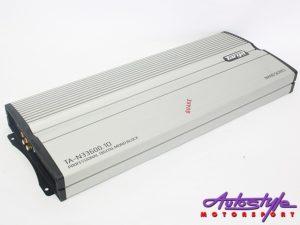Targa Nano Quake Series 3500rms 1ohm Amplifier-0