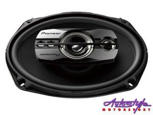 """Pioneer TS-7150F 7x10"""" 500w Speakers-0"""