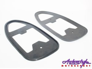 VW Classic Beetle 68-73 Tailight Rubber Seals-0