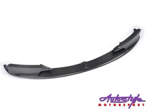 Suitable for Bmw F30 Carbon Fibre Lower Front Spoiler-30372