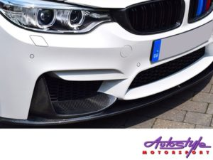 Suitable for BMW F80 Front spoiler-27589