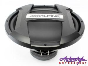 """Alpine SWJ-12S4 BassLine 12"""" 1500w 300rms Subwoofer-0"""