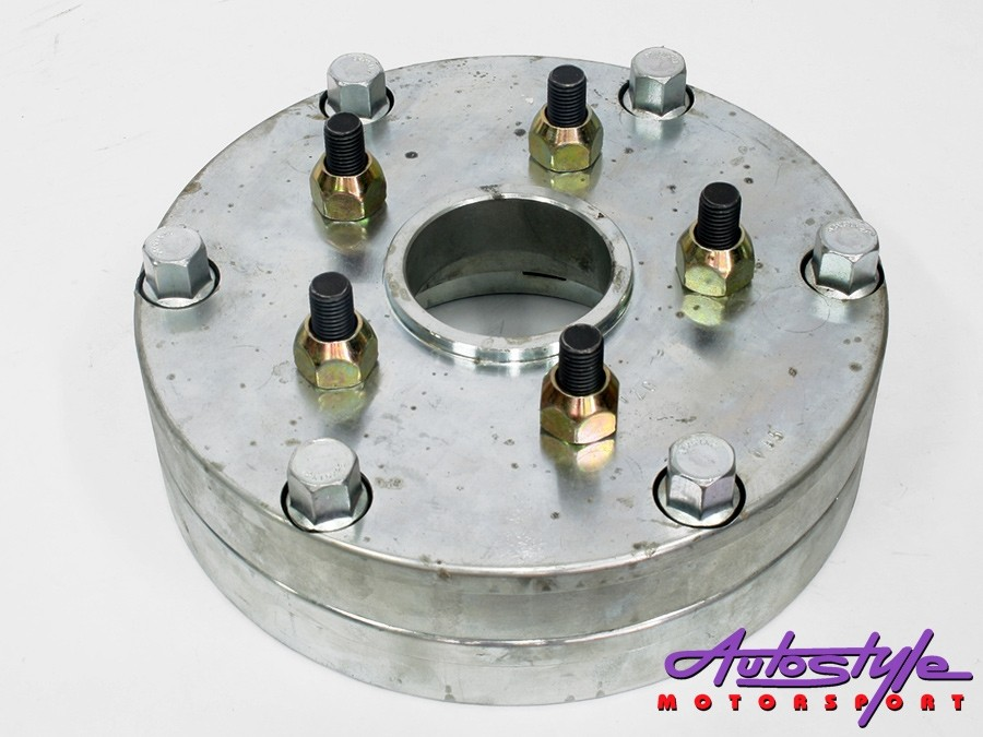 Wheel Adaptor 6/139pcd to 5/120pcd