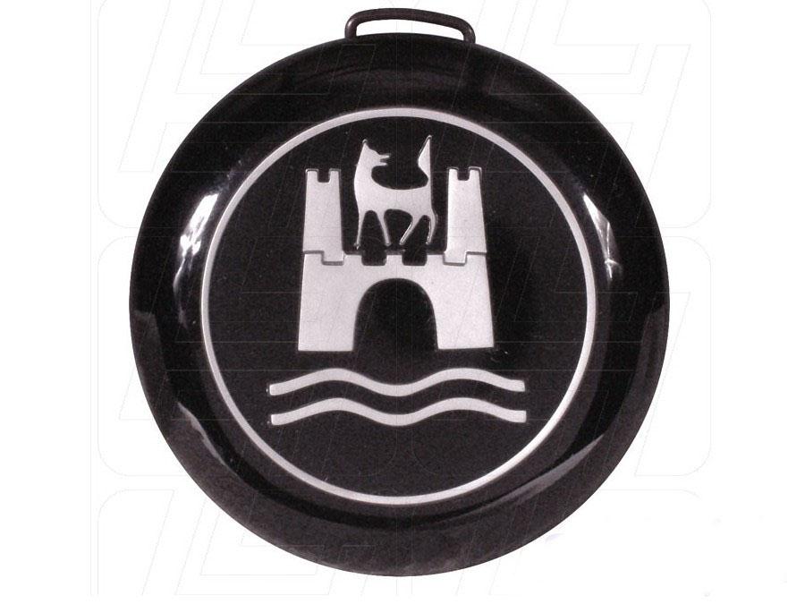 VW Classic Beetle Hooter Horn Button (Wolfsburg Design)