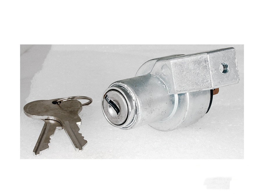 VW Classic Beetle Ignition barrel & key (dash mount)-0