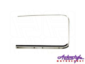 VW Classic Beetle 52-63 Outer Window Trim (LHS)-0