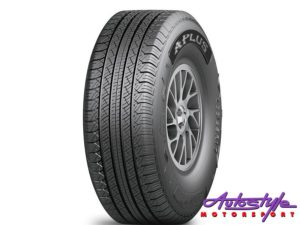 "215-60-17"" Aplus A919 Tyres-0"