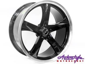 "19"" TTR Prost 5/112 BM Alloy Wheels-0"