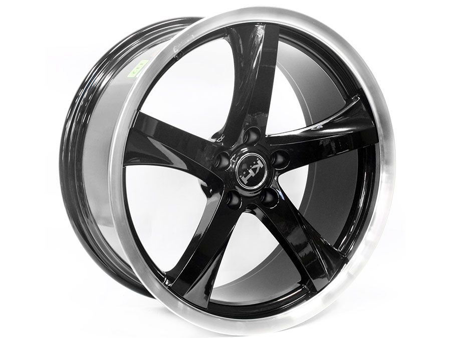 19″ TTR Prost 5/112 BM Alloy Wheels