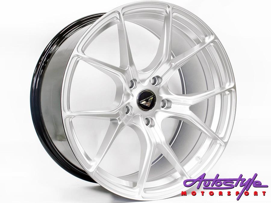 19″ Axe V-103(A) 5/120 HS Alloy Wheels