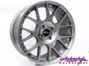 "17"" Evo Rally 4/100 Alloy Wheels-0"