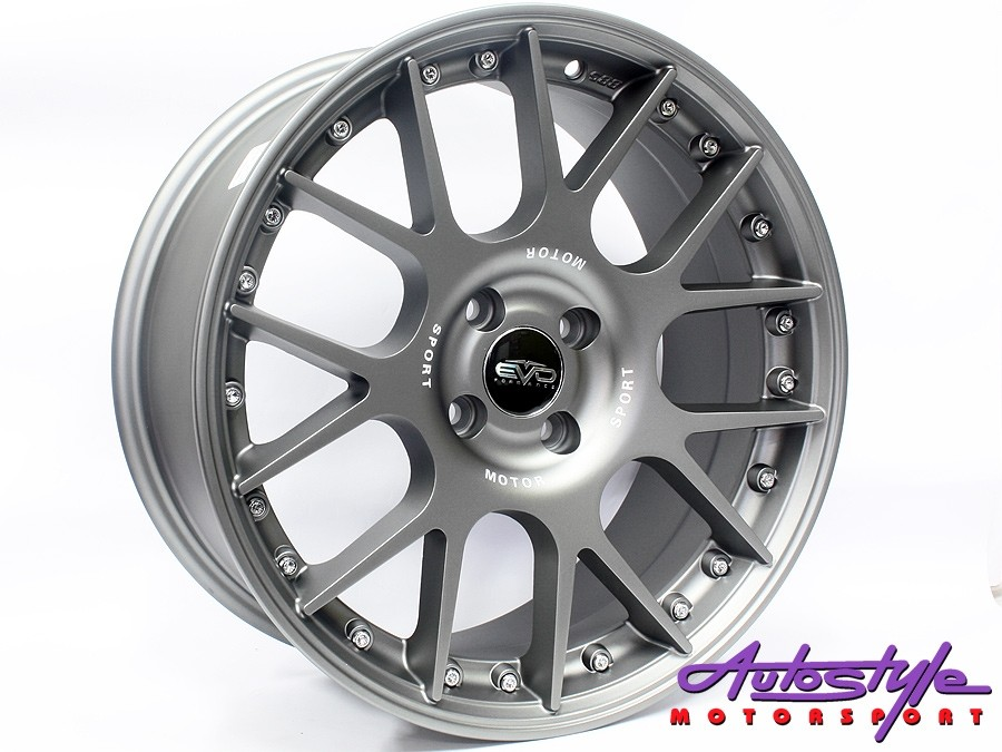 17″ Evo Rally 4/100 Alloy Wheels