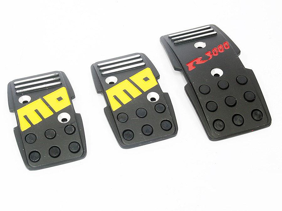 Momo Matt black alluminium racing pedals