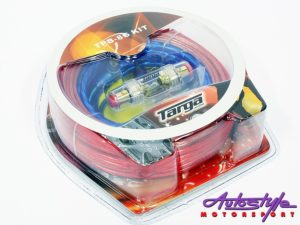 Targa 8gauge Car Audio Wiring Kit-0