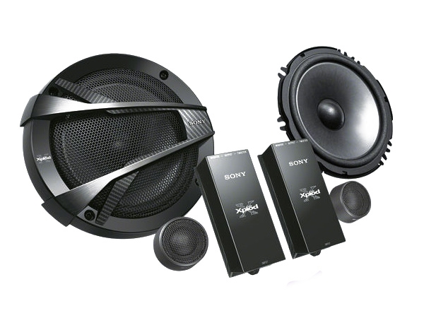 Sony XS-XB1621C 6″ 350w 2way Split System