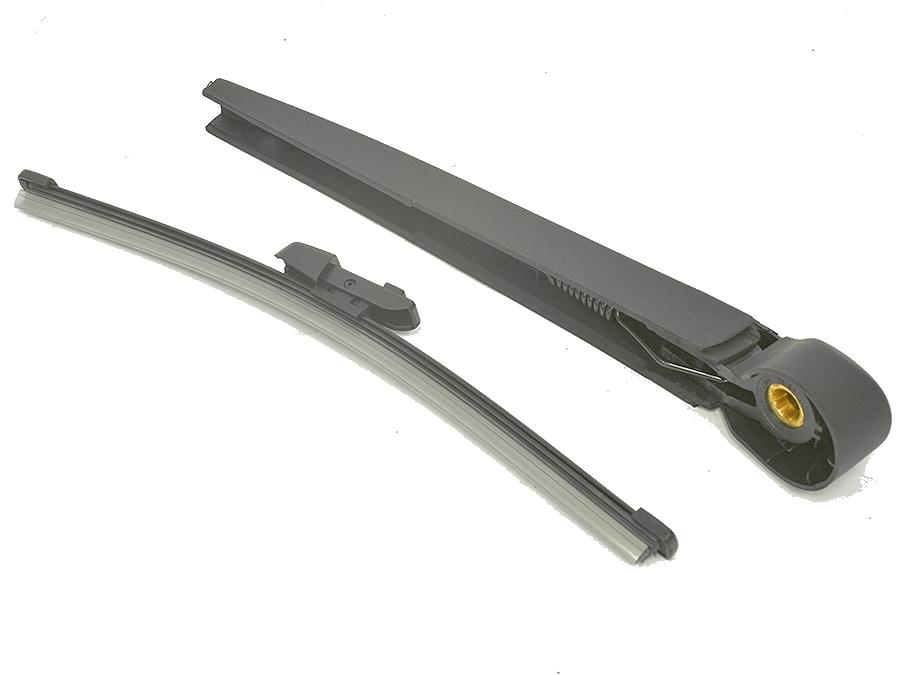 OEM Wiper Blade for VW Golf Mk5 Rear+Arm