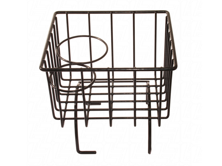 Vw Classic beetle/Bus Black storage basket