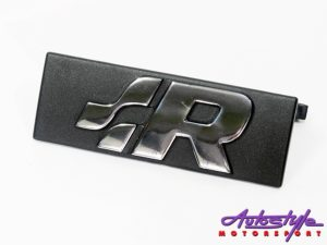 VW R-Line Grille Badge-0