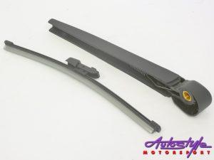 OEM Wiper Blade for VW Golf Mk6 Rear+Arm (08-13)-0