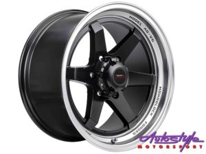"17"" A-Line Backlash 6/139 STBKML Alloy Wheels-0"