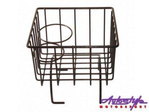 Vw Classic beetle/Bus Black storage basket-0