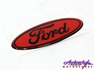 Ford Vinyl Sticker (medium)-0