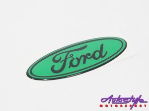 Ford Vinyl Sticker (large)-0
