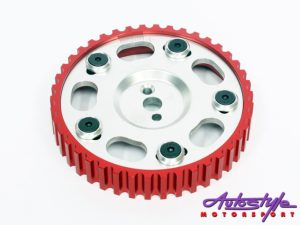 Performance Vernier Pulley for Opel Astra/Corsa 2.0l (square tooth)-0