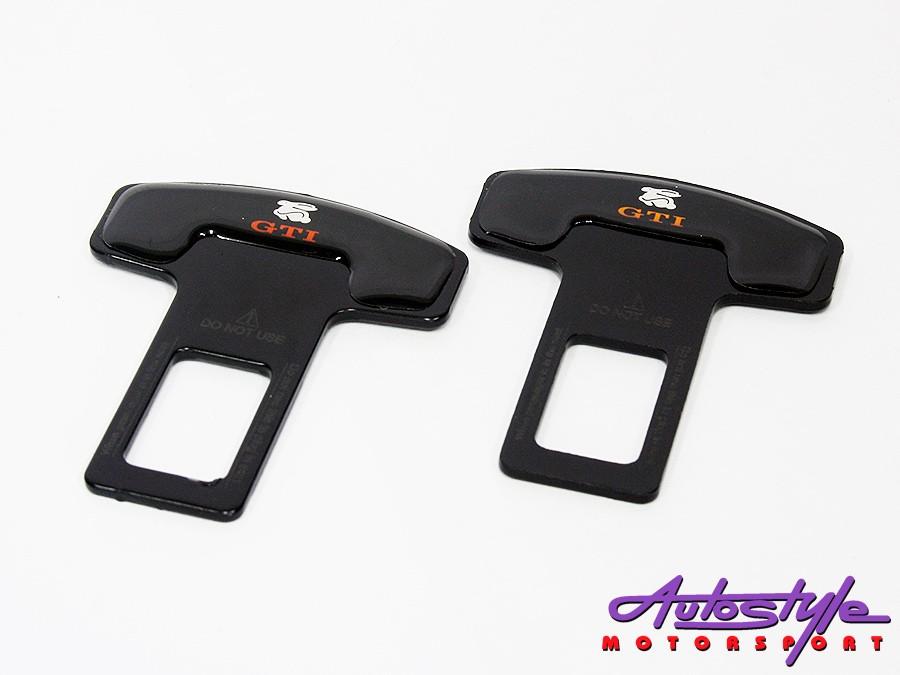 Seat Belt Dummy Clip (gti design)-0