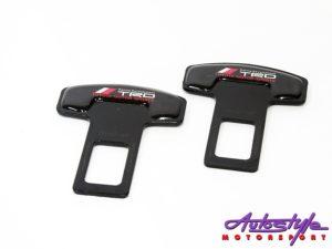 Seat Belt Dummy Clip (toyota trd design)-0