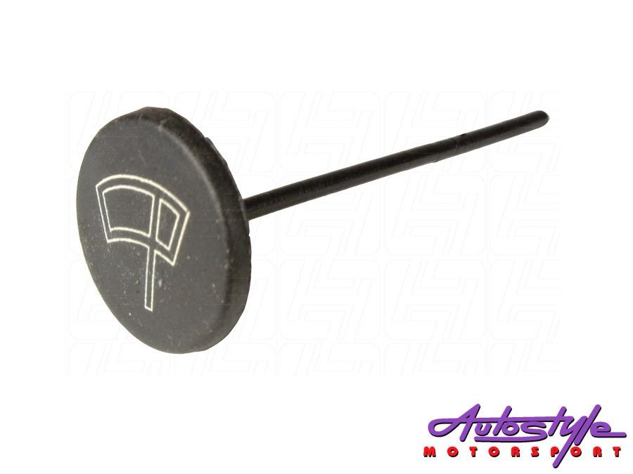 VW Classic Beetle Wiper Switch Cap (metal dash)-0