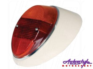 VW Classic Beetle 61-67 Red/Amber Tailight (RHS)-0