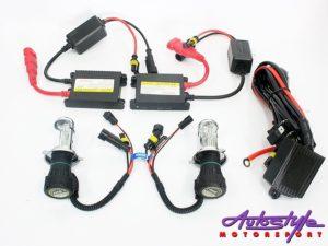 Eurolamp HID H1 6000k Conversion Kit-0