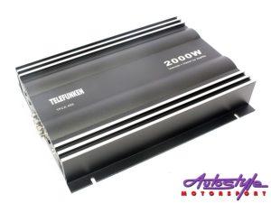 Telefunken 50rms x 4 Channel Amplifier-0