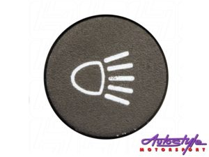VW Classic Beetle Headlight Switch Cap (metal dash)-0