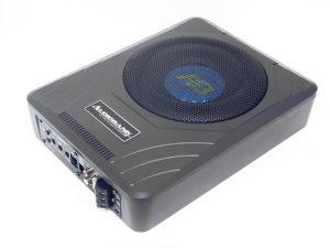 "Audiobank TAB-1800WSA 8"" 3200w Underseat Sub/Amp-0"
