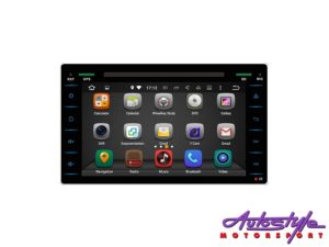Planet Electronics Smart GPS/DVD/USB Receiver for 2016 Hilux-28335