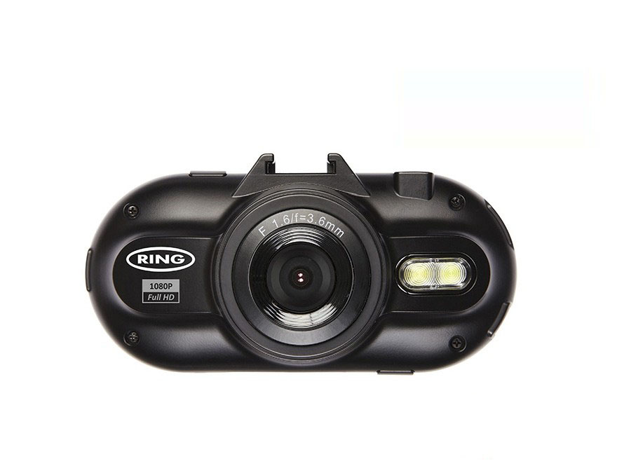 Ring Automotive 2″ Dash Camera with GPS