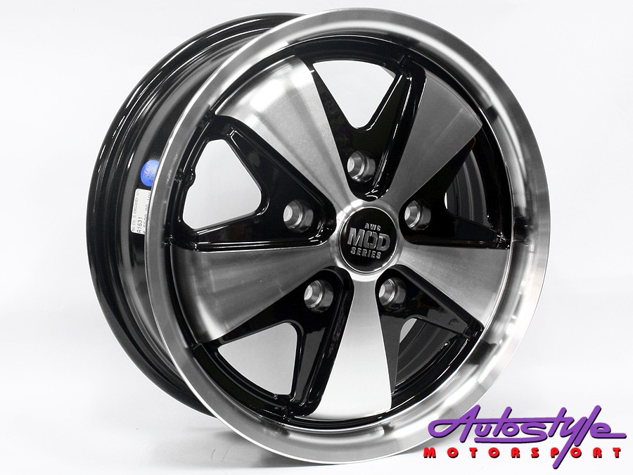 15″ Evo Porsche Style 5/130 Alloy Wheels